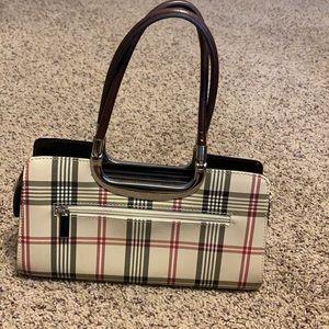 Handbag Plaid